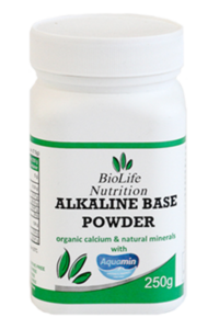 Alkaline Base Powder 250g