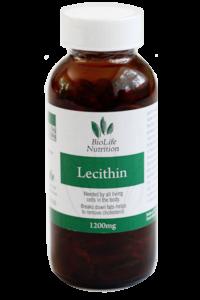 Lecithin 1200mg (90 Capsules)