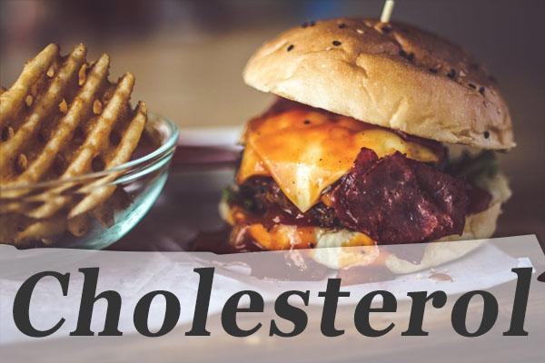 My health store Cholesterol