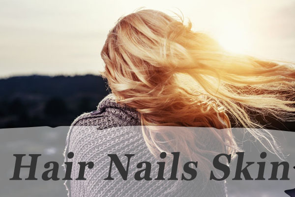 My health store Hair Nails Skin
