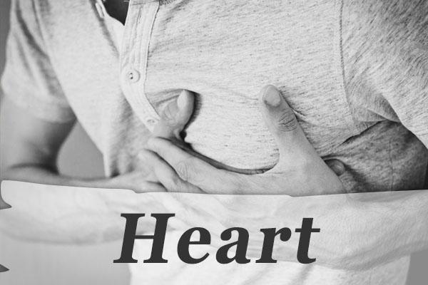 My health store Heart